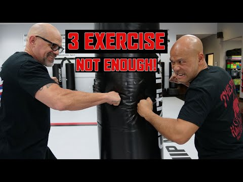 How to Punch harder 3 Exercises to Increase your punch power