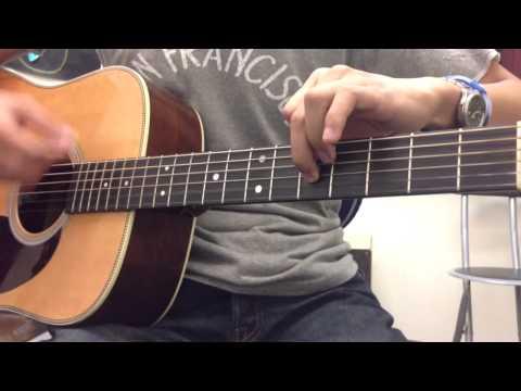 [吉他譜] 李宗盛 - 山丘(伴彈)