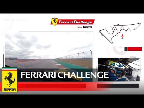 488 Challenge - Onboard Circuit of the Americas
