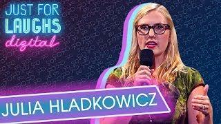 Julia Hladkowicz - Public Restroom Standoff