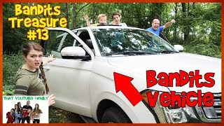 WE STOLE THE BANDITS VEHICLE! Bandits Treasure Part 13💰 / That YouTub3 Family