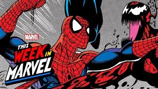 Spider-Man Artists from the 1990s! | This Week in Marvel