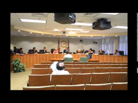 General Plan for land use Co Council part three