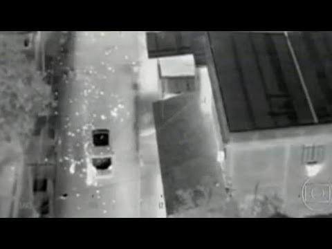 Helicoptero da cívil matando traficante Matematico
