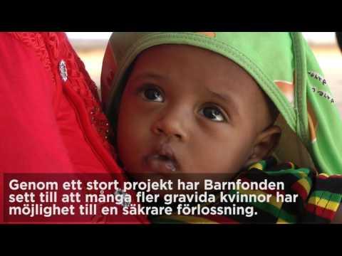 Den etiopiska mödravården förbättras