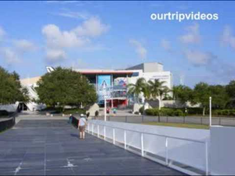 Pictures of The John F. Kennedy Space Center (KSC) Visitor Complex - NASA, Orsino, FL, US
