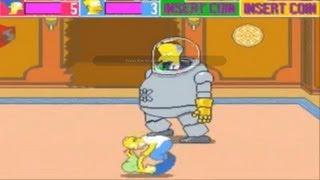 Game   The Simpsons Arcade   The Simpsons Arcade
