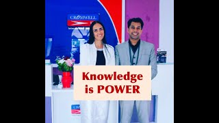 Knowledge is POWER. MBA in Cromwell UK
