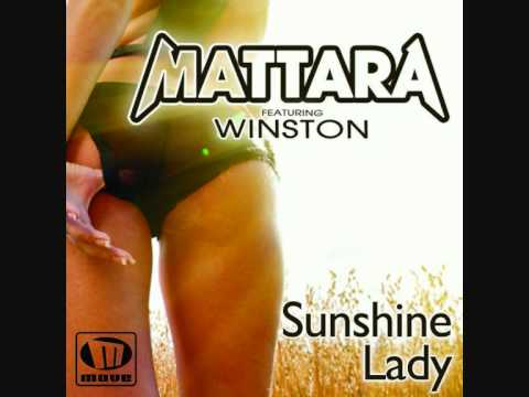 Stefano Mat's Mattara feat Winston - Sunshine Lady by Dj KiP