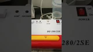 Cara menggunakan vacum sealer