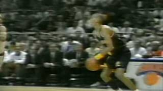 Reggie Miller vs. Spike Lee 1994 NBA Playoffs
