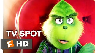 The Grinch TV Spot | 'Olympics' | (2018) | Movieclips Trailers