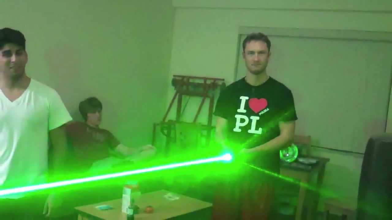 Real Life Lightsaber Not Computer Generated Youtube