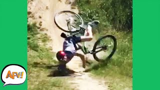 YIKES On A BIKE! 😅    Funny FAILS   AFV 2020
