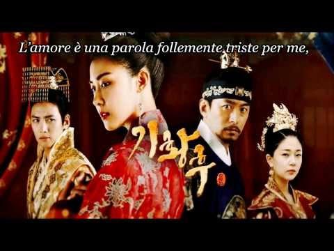 [Sub ITA] Xiah Junsu - I Love You (Empress Ki OST)