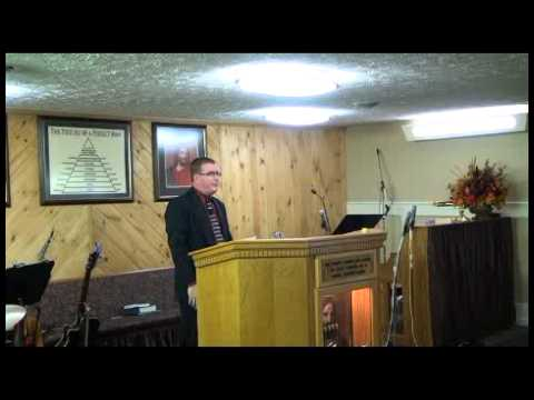 10-1114pm - The Testimony of Jesus Christ (The Spirit of Prophecy) - Tim Cross