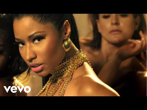 Nicki Minaj - Anaconda Official Video