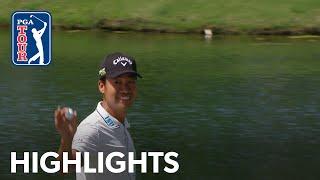 Kevin Na's highlights | Round 3 | Charles Schwab 2019