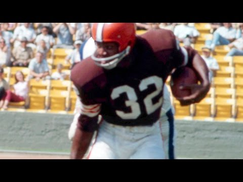 #2: Jim Brown | The Top 100: NFL's Greatest Players (2010) | #FlashbackFridays