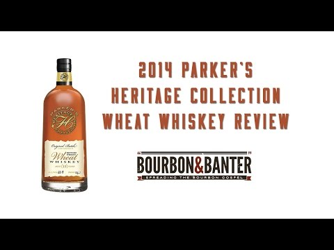 2014 Parker's Heritage Collection Whiskey Review