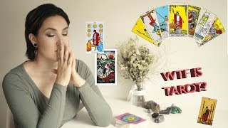 Intro and Brief History of Tarot
