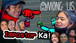We Played AMONG US With The Family!! (Nagakaalaman Na!) | Ranz and Niana