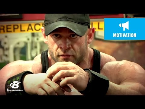 Train Like a Mad Man | Branch Warren | 2012 Road to the Arnold Classic