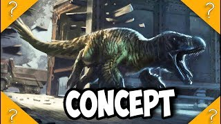 Jurassic World 3 INTRO SETTING theory