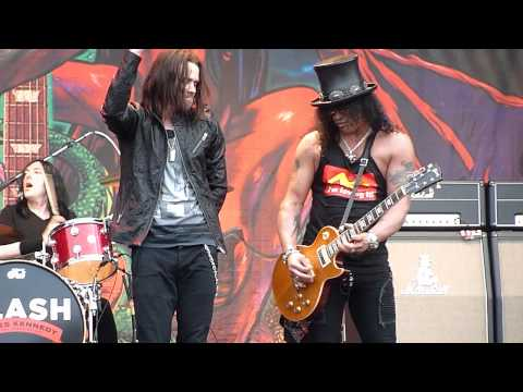 Baixar Slash - Anastasia (Live - Gods Of Metal, Milan, 23.06.2012)
