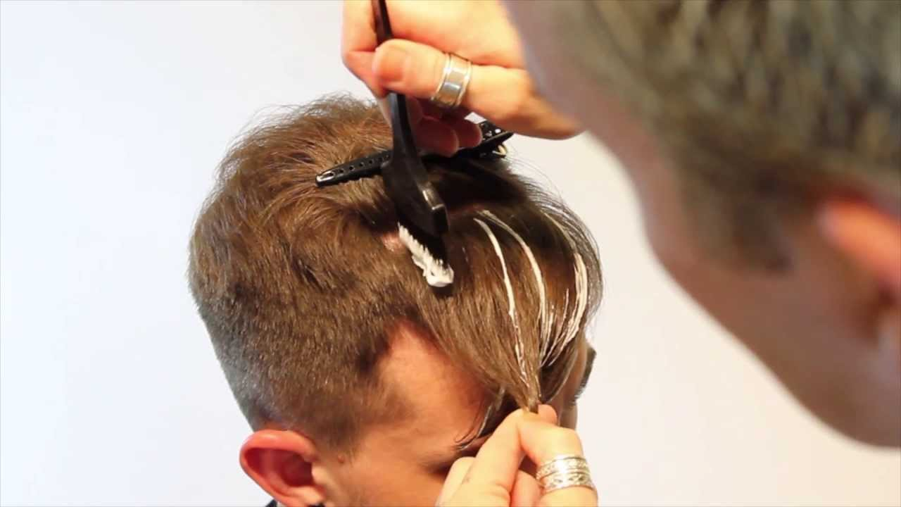 Pompadour Haircut How To Modernize A Pompadour Mens Hair
