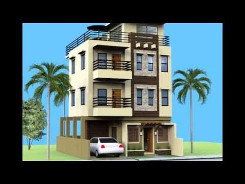 House Plan Designs 3 Storey W Roofdeck Videomoviles Com