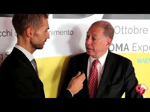 Intervista ad Eduardo Antoja (Euromat) alla fiera Enada Roma 2017