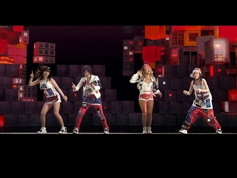YG HOLOGRAM SHOW - 2NE1 Highlights