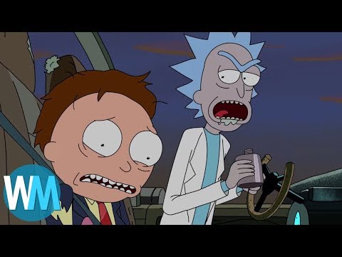 Top 10 Most Evil Rick Moments In Rick and Morty