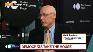 Paulson Sees Risk of China Becoming `Strategic Adversary'