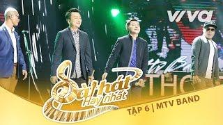 Thoát - MTV Band | Tập 6 Trại Sáng Tác 24H | Sing My Song - Bài Hát Hay Nhất 2016 [Official]