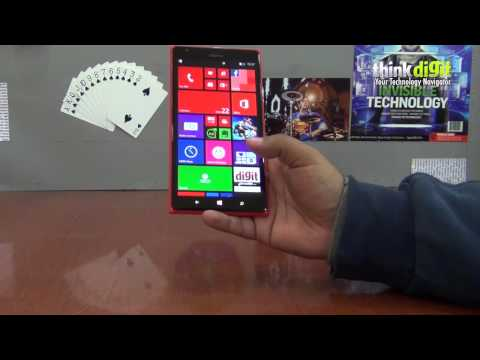 Nokia Lumia 1520   First Impressions