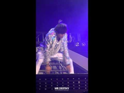 120818 SMTOWN Dance Battle - KAI [Mr. Destiny]