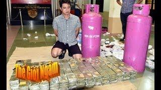 Hiện trường vụ lực lượng cảnh sát tấn công hang ổ trùm buôn bán ma túy