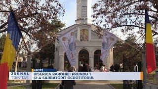 Biserica Parohiei Prundu 1 si-a sarbatorit ocrotitorul
