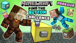 Minecraft FIND the BUTTON CHALLENGE! Duddy & Chase Race, Cheat, Fight & Parkour! (FGTEEV Battle)