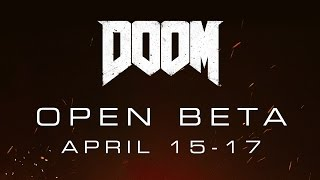 DOOM open beta launching this week