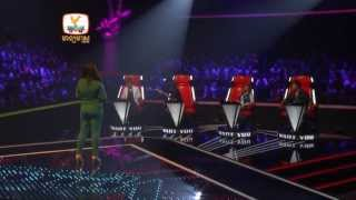 The Voice Cambodia Kmean Tngey Oun Min Yom 3 Aug 2014