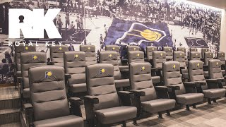 We Toured the INDIANA PACERS' AMAZING Facility | Royal Key