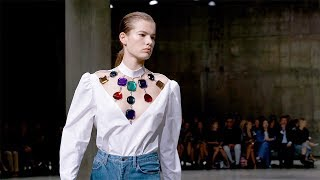 Christopher Kane | Spring Summer 2019 Full Fashion Show | Exclusive
