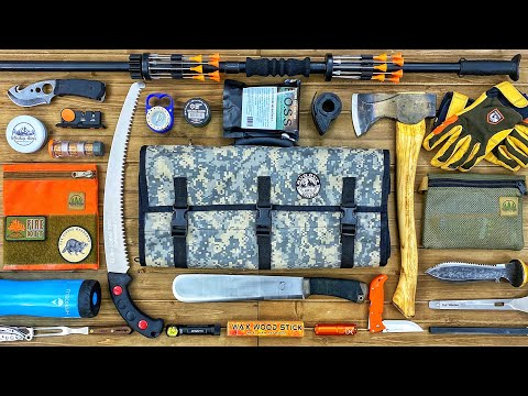My Survival Kit - 7 Day Subscriber Survival Challenge - The Build