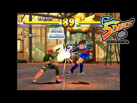 "[BIS] STREET FIGHTER EX 2 PLUS (SHARON) - ""CON 5 DUROS"" Episodio 86 (1cc) (CTR)"