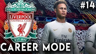 FIFA 19 Liverpool Career Mode EP14 - PSG In The Champions League R16!! Insane 8 Goal Thriller!!
