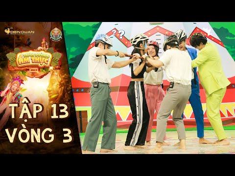 Thiên đường ẩm thực 6 | Tập 13 Vòng 3: Màn đối đầu tưởng chừng cam go, Lynk Lee lại thua nhanh chóng