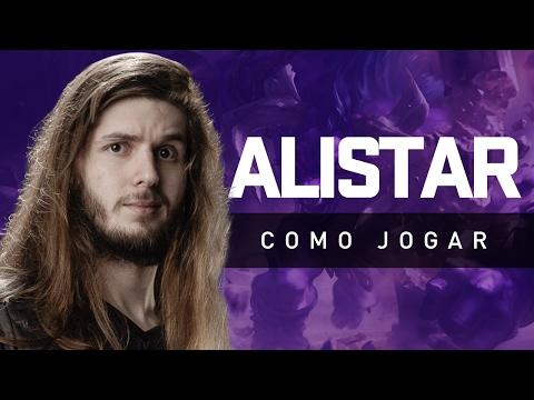 COMO JOGAR DE ALISTAR